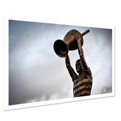 Billy McNeill Statue Photo Print