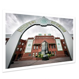 Celtic Treble Treble Photo Print