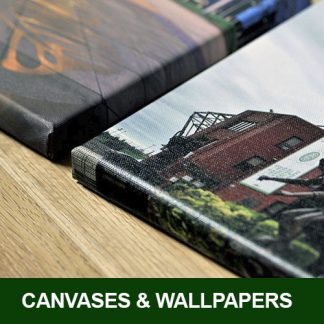 Canvases & Wallpapers