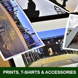 Prints, T-Shirts & Accessories