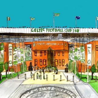 The Celtic Way Print (Adrian McMurchie)