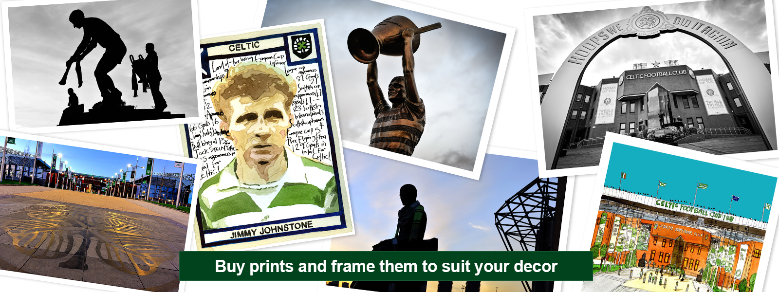 Celtic Home Page Slider
