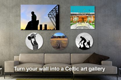 Turn your home into a Celtic art gallery