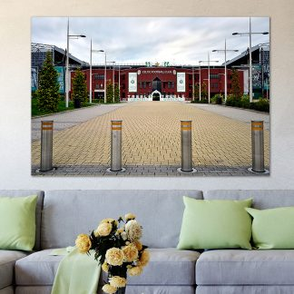 The Celtic Way - Canvas
